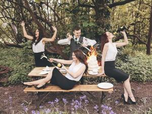 Singing Waiters 6