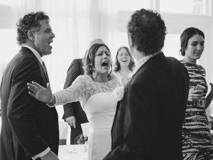 Singing Waiters Wedding Entertainment