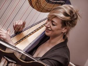 Gloucester Harpist2