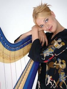 Gloucester harpist 5
