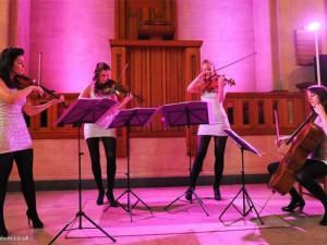 London String Quartet 2