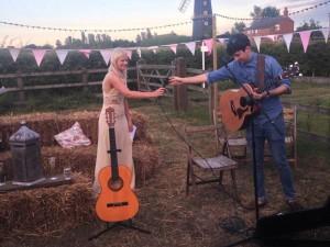 Jontie - acoustic guitarist coventry 1