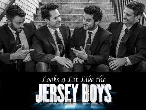 Jersey boys tribute artist