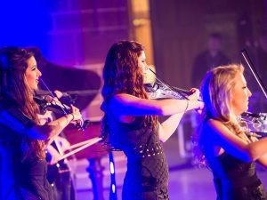 Electric String quartet Birmingham
